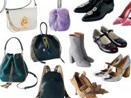 【夢を運ぶ靴とバッグ88】夢見る大人のトレンドリスト