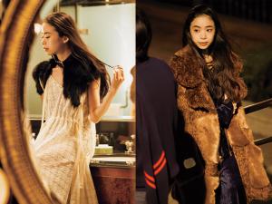 いま話題の女優・趣里と俳優・北村匠海が誌上共演。おしゃれして、会いにきました