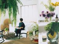シンプルだけど素敵なしつらえ、始めませんか? 花と花器の幸せ時間