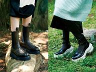 【夢を運ぶ靴とバッグ88】タフネスシューズで冒険を