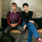 CASE : 1/モデル 畠山 千明さん、ヘアスタイリスト 畠山 遥さん