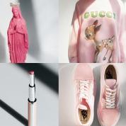 Favorites of Geeky pink
