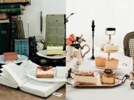 おやつ部探偵が華麗に解決。絶品チーズケーキを探し出す!