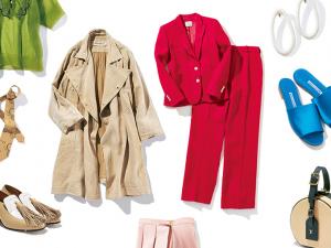 【スタイリストの「今月の欲しいもの」拡大版】ファッション賢者の偏愛ショッピングプラン