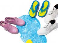 【WATERPROOF】もう雨を心配しない! 旅でも重宝する靴とは?
