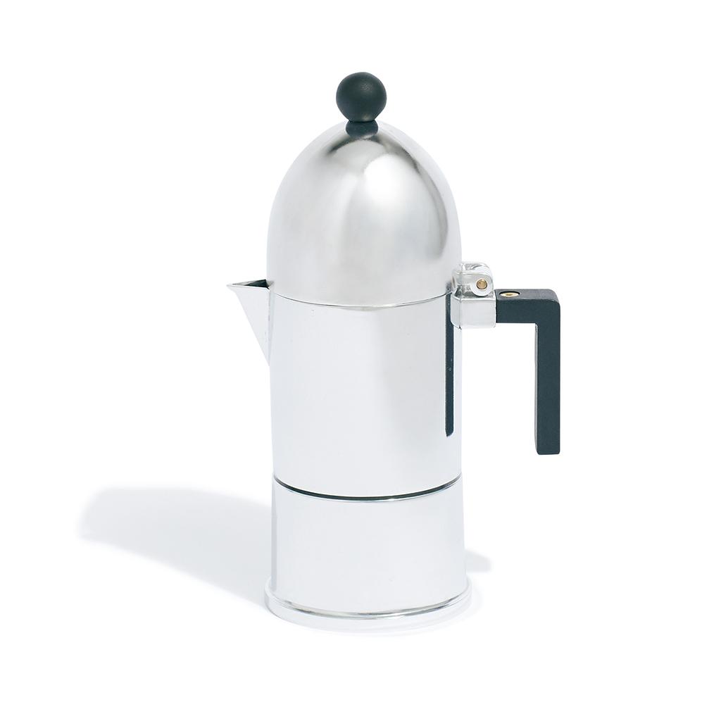 ALESSIのエスプレッソコーヒーメーカー / 丸山佑香さん(スタイリスト)
