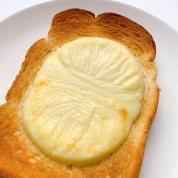 ハイジみたいなトーストができるチーズ