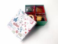 手土産に素晴らしくちょうどいいクッキーアソートBOX