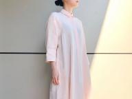 JIL SANDERのシャツドレス