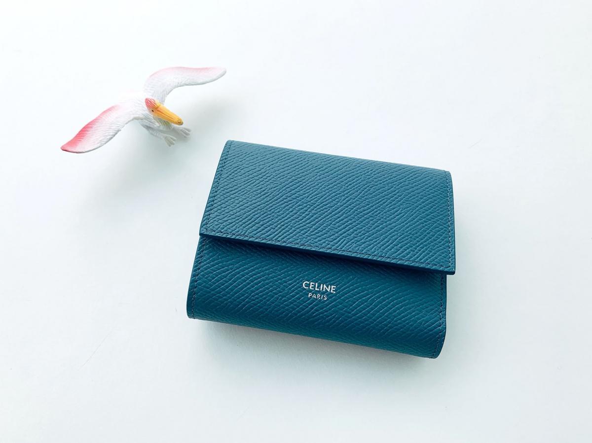 newest a97a9 e3d27 素晴らしくちょうど良いセリーヌのミディ財布 - FASHION ...