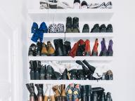 世界の靴箱収納にはアイディア満載!(編集S)