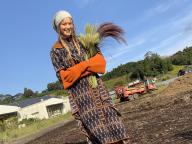 農業とファッションの素敵な出合い(編集I)