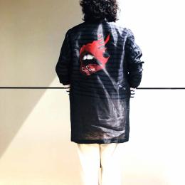 SueUNDERCOVERのリップジャケット<3月31日、編集O>