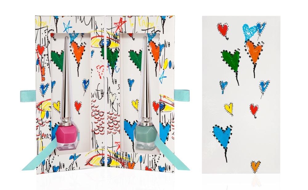ルビタグ コレクションⅠ(ネイルカラー プリュミネット、バティニョールのセット) ¥8,000(数量限定発売中)