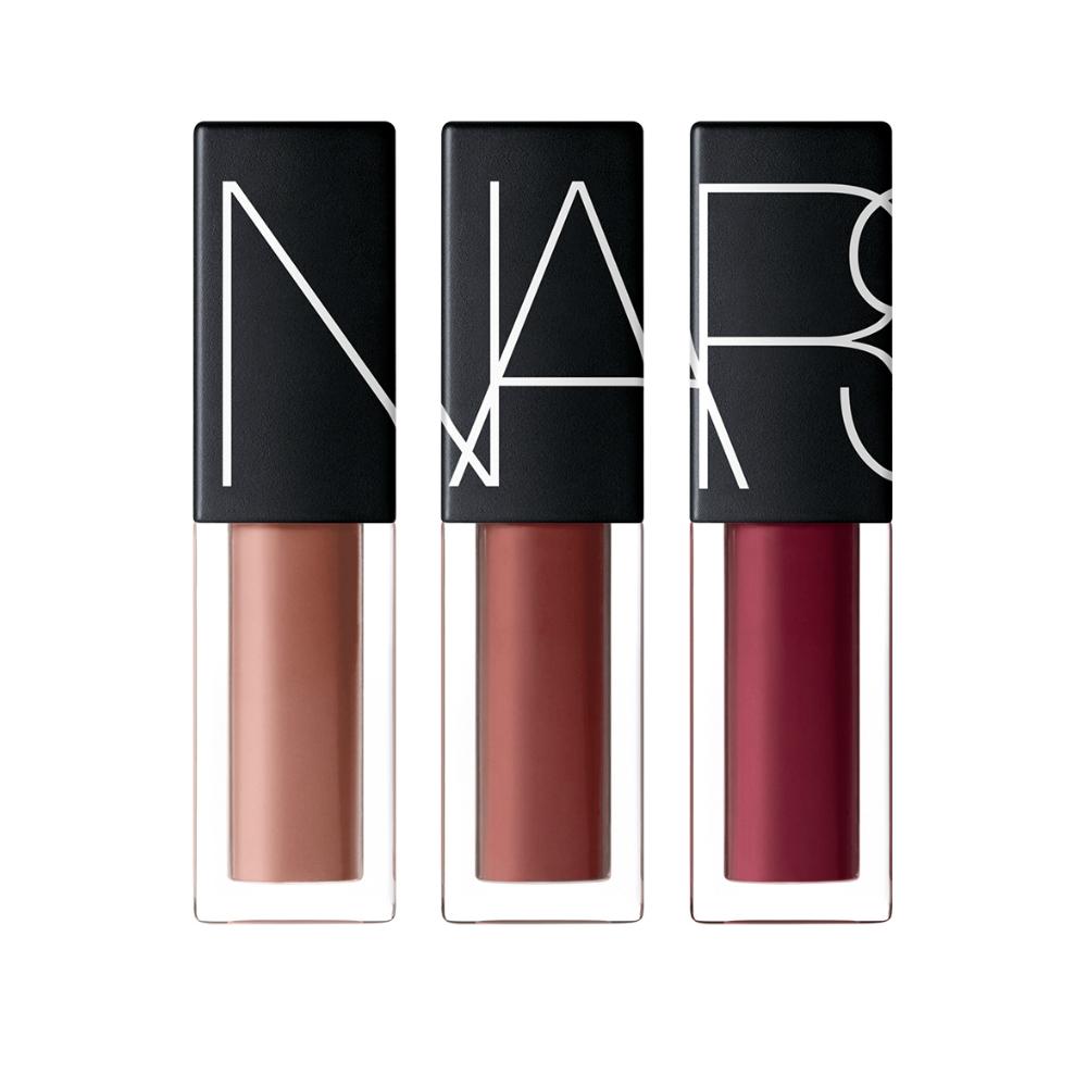 NARS アンダーグラウンド ベルベットリップグライドセット(ベルベットリップグライド 各3.4ml×3本のセット) ¥3,500(2018年11月22日NARSカウンター、NARS Cosmetics オフィシャルサイト限定発売)