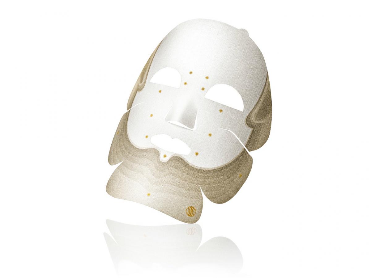 SAISEIシートマスク フェイスライン用 7日間2袋入 ¥660(2017年11月15日発売)