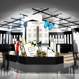 日本上陸10周年! ジョー マローン ロンドンが香りのスペシャルイベントを伊勢丹新宿店本館1階=ザ・ステージにて開催