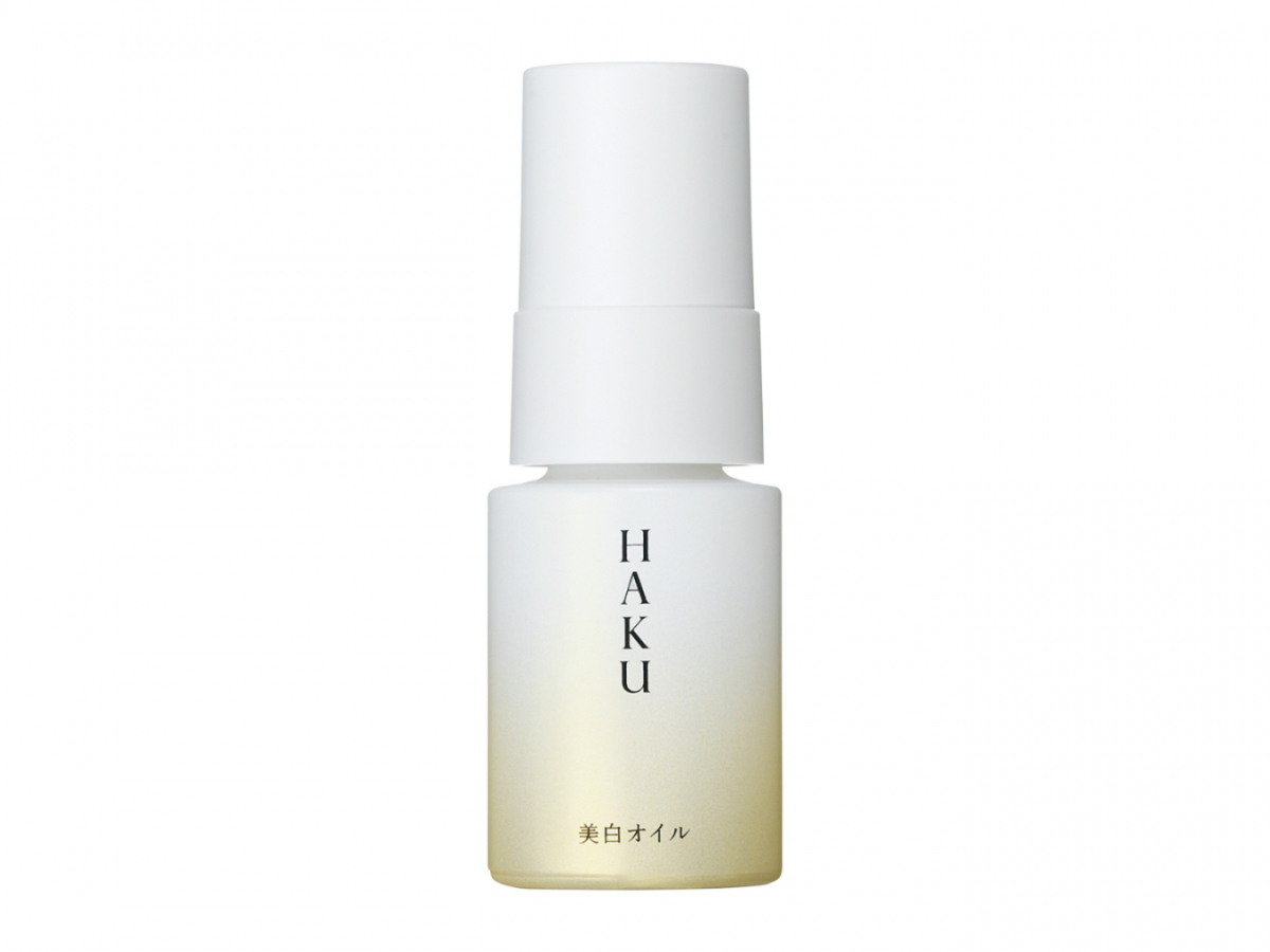 HAKU メラノディープオイル[医薬部外品] 15ml ¥2,900(編集部調べ・2017年10月21日数量限定発売)