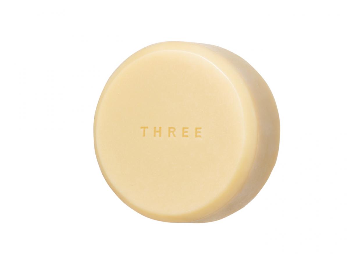 THREE ベビー&キッズ スキン ピュアソープ 80g ¥2,800(2018年11月7日発売)