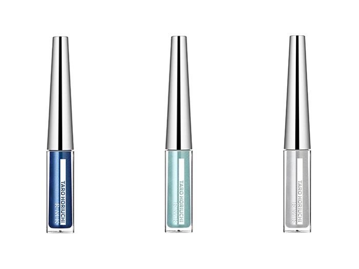 RMK インジーニアス リクイドアイライナー EX TH-01、TH-02、TH-03 各¥2,800(数量限定発売中)