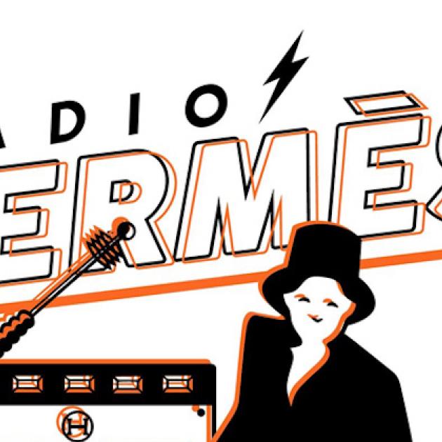 「ラジオエルメス」開局、原宿に期間限定のラジオステーションも