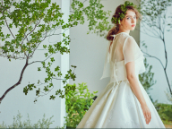 上質モードなドレス「グレースコンチネンタルスポーザ」がデビュー!