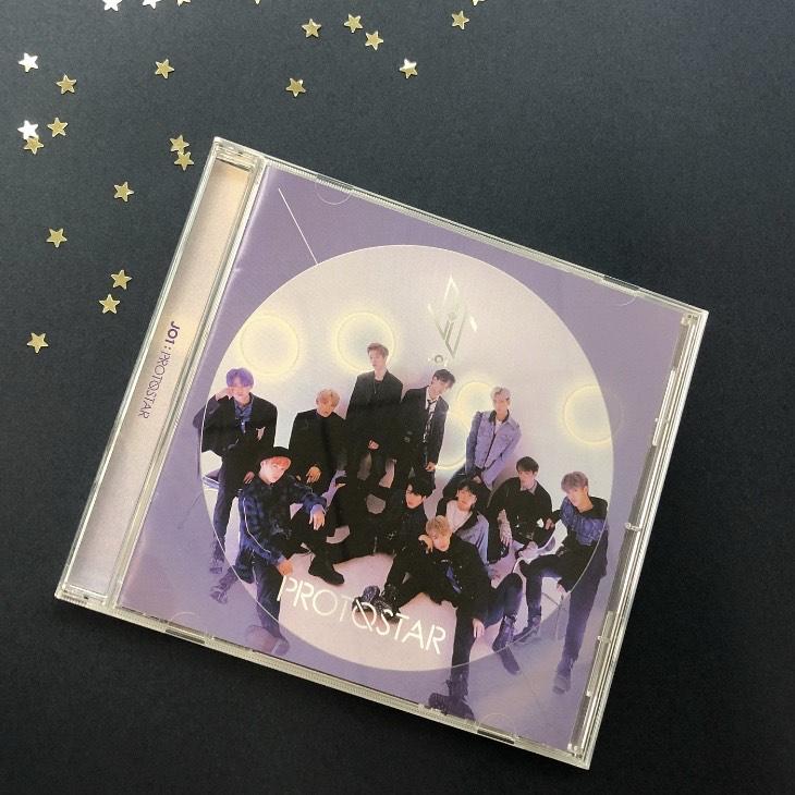 デビューシングル「PROTOSTAR」【通常版】(CD ONLY)