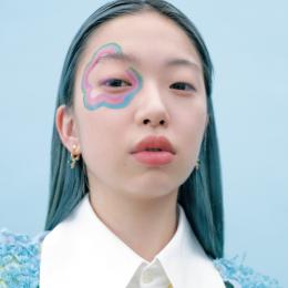 多色で彩るヒッピー風ペイント【ARTしてBEAUTY vol.6】