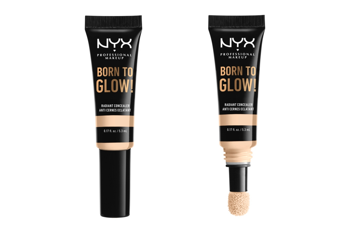NYX Professional Makeup ボーン トゥー グロー ラディアントカラー 全18色 ¥1,200(2020年3月26日発売)