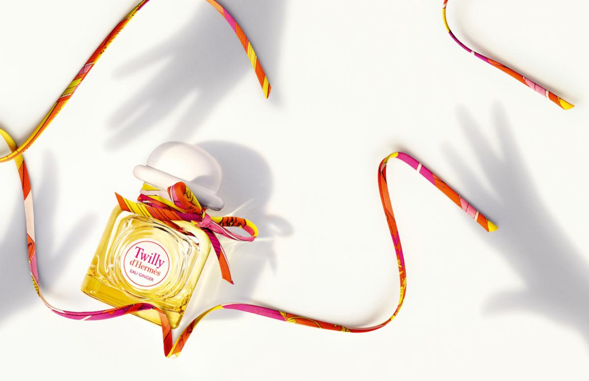 エルメス ツイリードゥ エルメス オー ジンジャー オードパルファム 85mL ¥20,240(2021年7月15日発売)©Oliver△Hadlee△Pearch