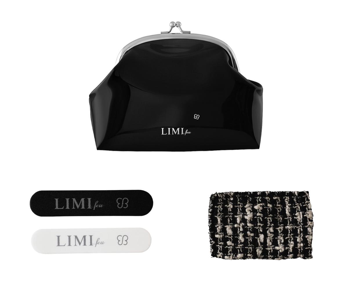 uka LIMI feu×uka ブラックスタディコレクション ¥16,500(2021年7月9日限定発売)