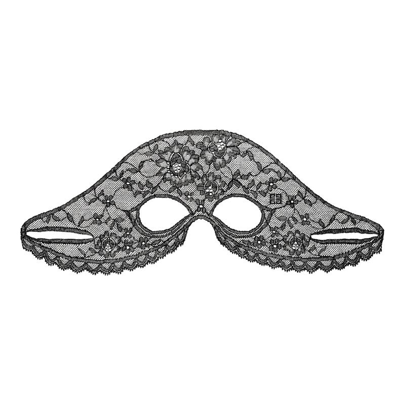 パルファム ジバンシイ ソワン ノワール マスク ダンテル ルガール 12ml×4枚入り ¥34,200(2019年8月20日限定発売)