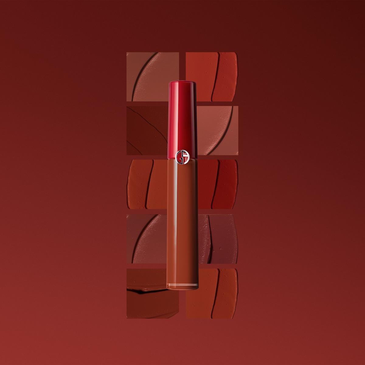 ジョルジオ アルマーニ ビューティ リップ マエストロ ヴェネツィア コレクション 全6色 各¥4,200(2020年10月16日発売)