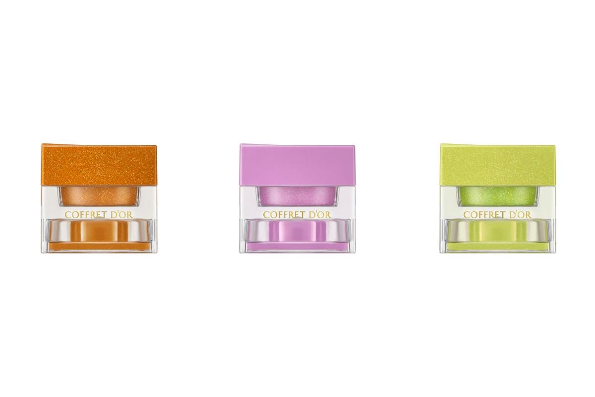 コフレドール 3Dトランスカラー アイ&フェイス 全10色・限定2色 ¥1,600(2020年3月16日編集部調べ)