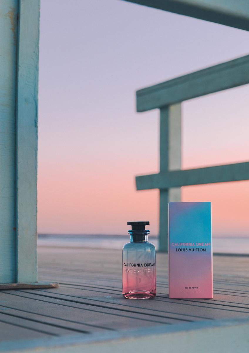 夕焼けが私たちに与える感動的な香りで肌を包み込む 「カリフォルニア ドリーム」