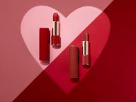 ランコムのシンボルリップ「ラプソリュ」に、愛がテーマの温もりカラーが登場!