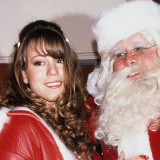 25年越しの快挙! マライア・キャリーの名曲『恋人たちのクリスマス』が初の全米1位を獲得 - セレブニュース   SPUR