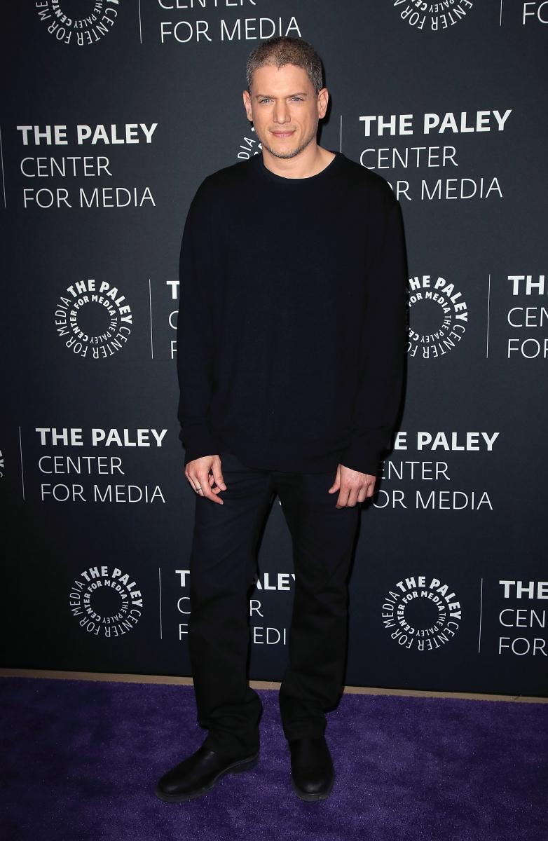 イケメン俳優として知られるウェントワース・ミラー。Photo:David Livingston/Getty Images
