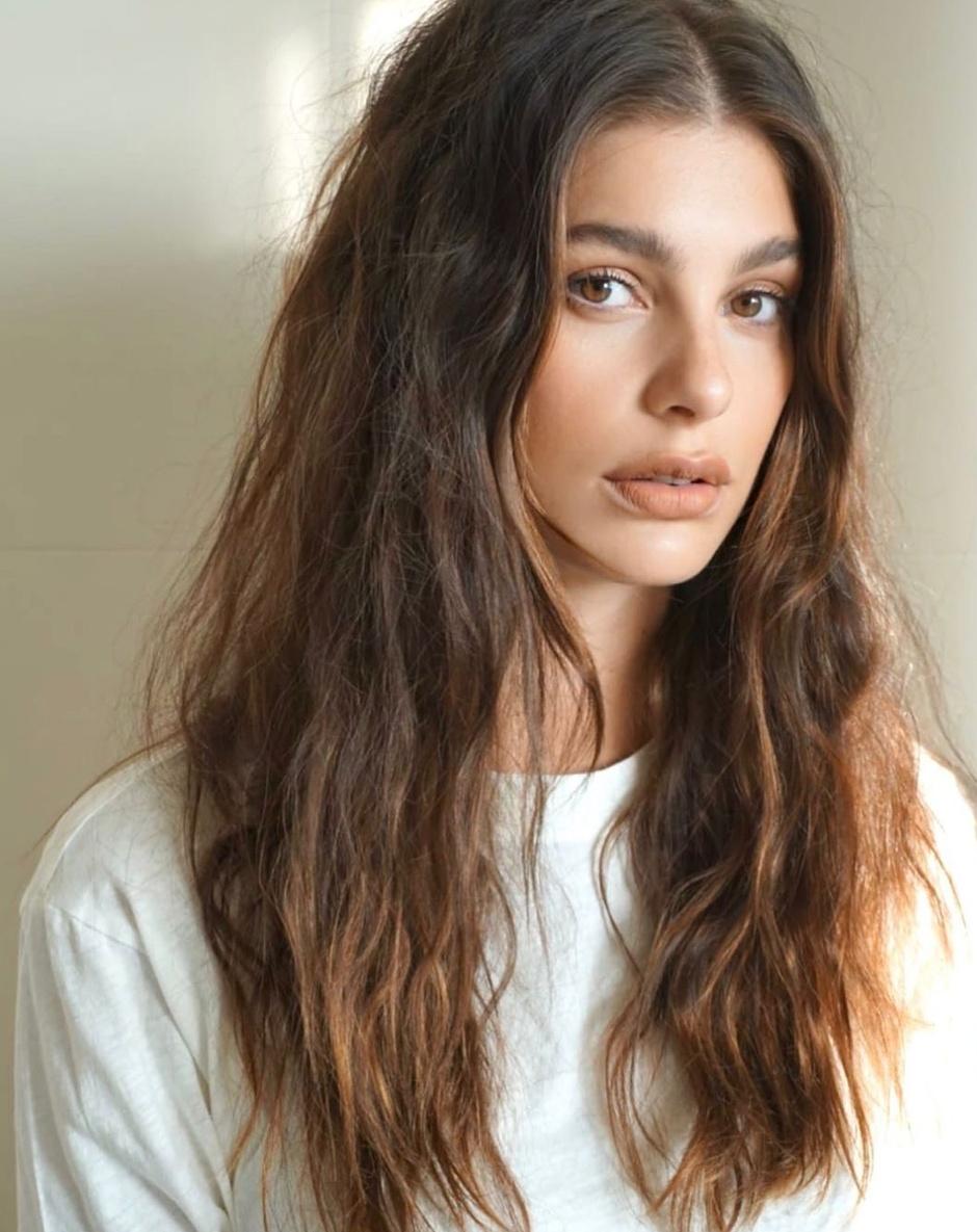 カミラは若手女優としても注目されている。