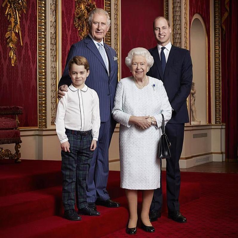 「7歳は重要な年齢」! チャールズ皇太子、孫ジョージ王子の誕生日を前に意気込みを告白