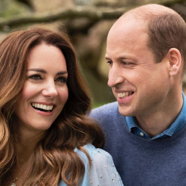 祝・結婚10周年! ウィリアム王子&キャサリン妃の記念日ツーショットに「完璧すぎる夫妻」と羨む声が続出 - セレブニュース   SPUR
