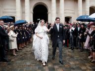 ナポレオン&ハプスブルク家子孫の挙式に各国のプリンス&プリンセスが集結!