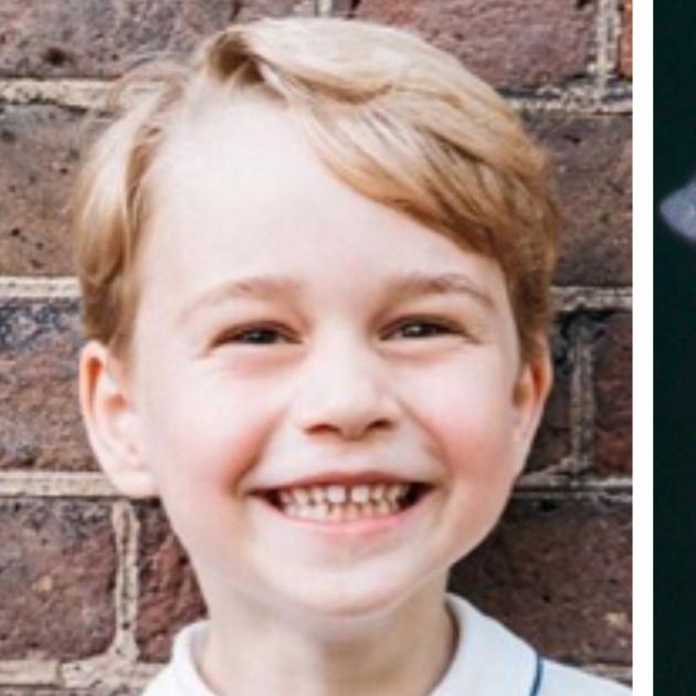 5歳になったジョージ王子は誰に似ている!? SNSで議論がヒートアップ - セレブニュース   SPUR