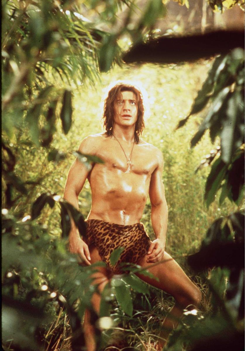 映画『ジャングル・ジョージ』でのブレンダン。Photo:Getty Images