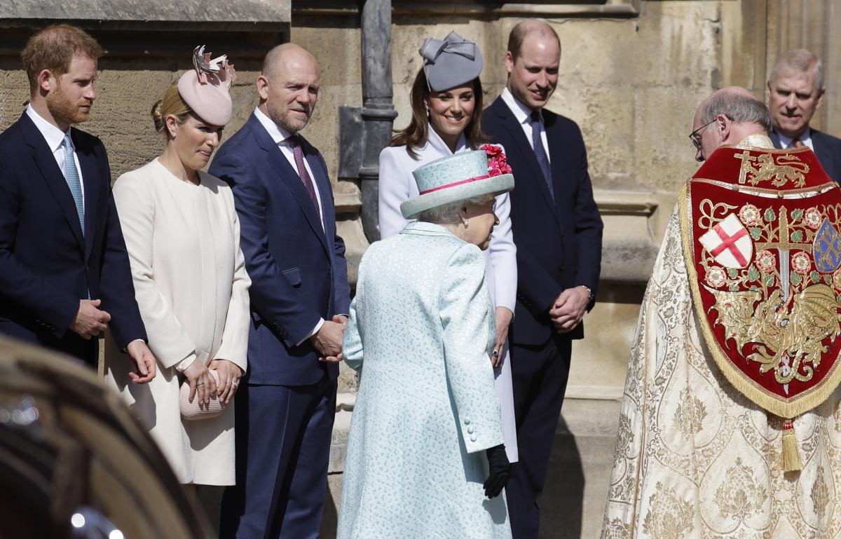 ④不仲説を一蹴! ウィリアム王子夫妻がヘンリー王子の新居を訪問していた