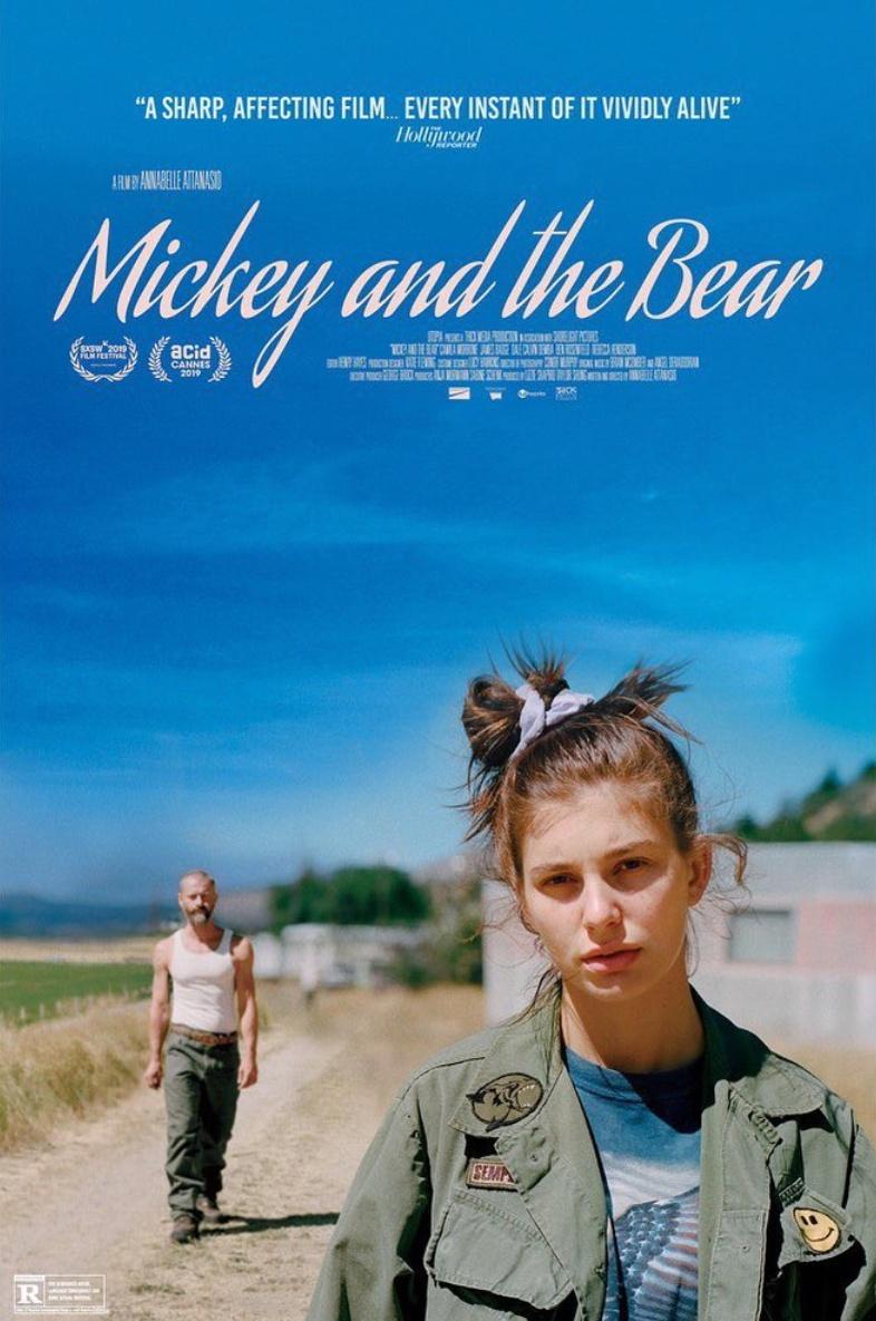 主演作『Mickey and the Bear』も注目を集めている。
