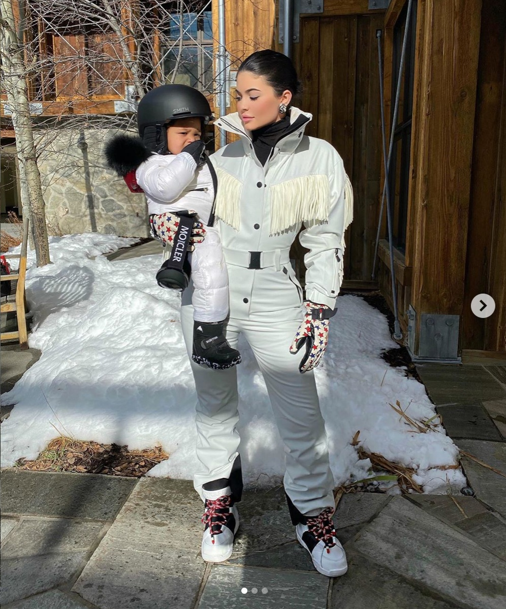 Photo:Instagram(kyliejenner)