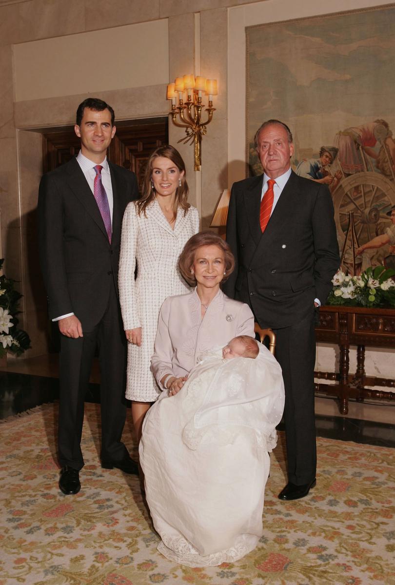 Photo:Casa de su Majestad el Rey/Borja/Getty Images