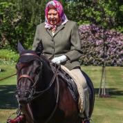 エリザベス2世の乗馬スタイルをもっと見る