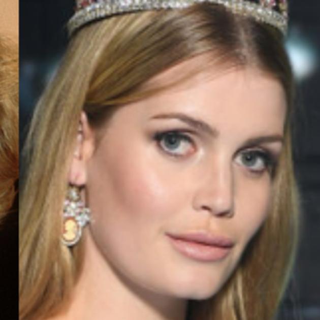 ダイアナ元妃譲りの美貌! キティ・スペンサー28歳、名家のお嬢様らしい品格で世界を席巻 - セレブギャラリー | SPUR